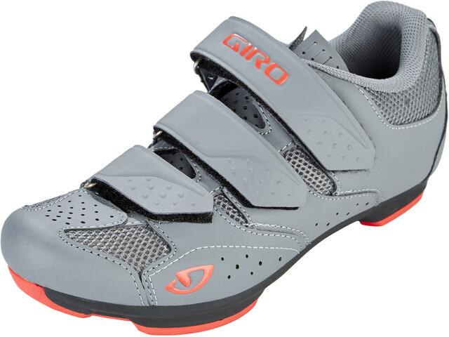 Giro Rev Zapatillas Mujer, gris